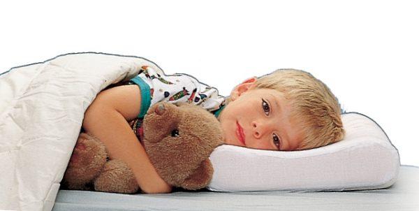 Tranquillow Kids Pillow - Sleeping Pillow for Children