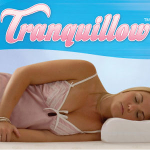 Tranquillow Pillow - Gently Contoured Comfort Pillow [KING SIZE]Tranquillow Pillow - Gently Contoured Comfort Pillow [KING SIZE]
