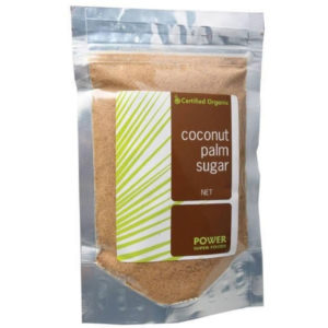 Organic COCONUT PALM SUGAR – 200gOrganic COCONUT PALM SUGAR – 200g