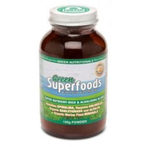 GREEN SUPERFOODS – 150gGREEN SUPERFOODS – 150g