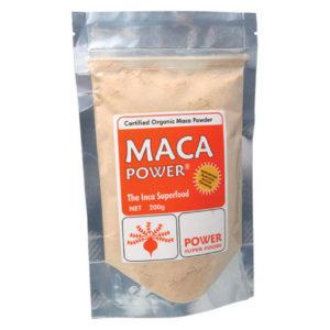 Certified Organic MACA POWDER – 200gCertified Organic MACA POWDER – 200g