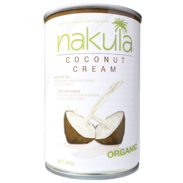 Nakula Coconut Cream